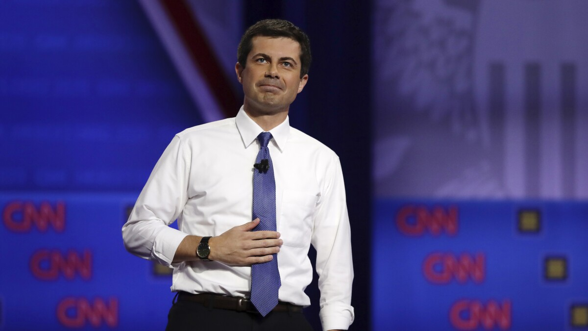 Cory Booker accuses Pete Buttigieg of 'doing the NRA's work for them'
