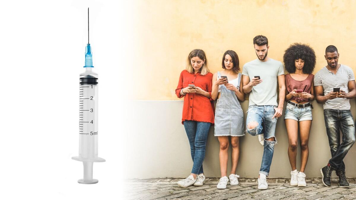 'Very alarming': Majority of millennials skeptical of vaccines