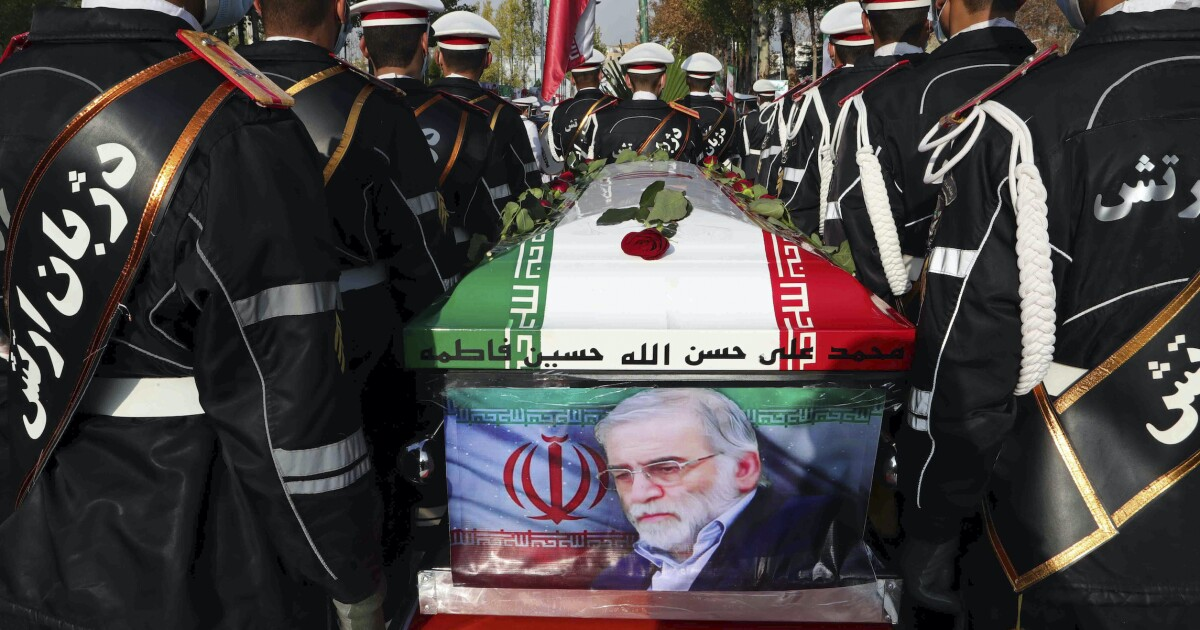 Iran changes its story on killing of top nuclear scientist