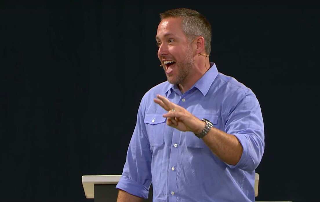 J.D. Greear and the Rejection of Partisanship, but Not Politics