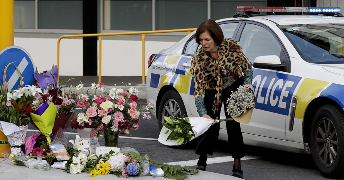 Christchurch massacre reminds us to treasure the First Amendment