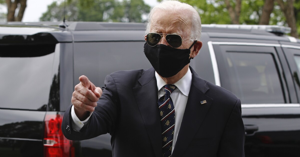 Remember: Democrats politicized the face coverings
