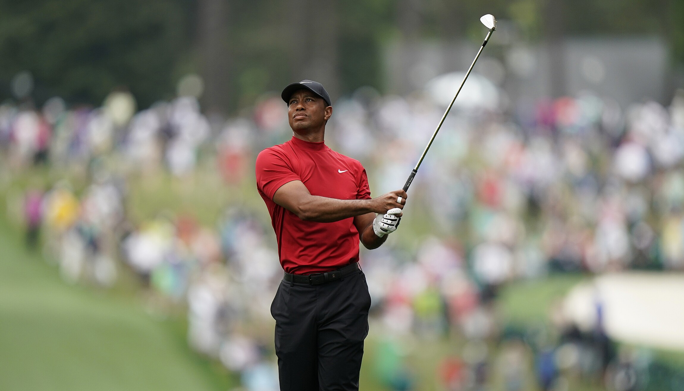 a0d272c7 Tiger Woods wins Masters, first major win since 2008