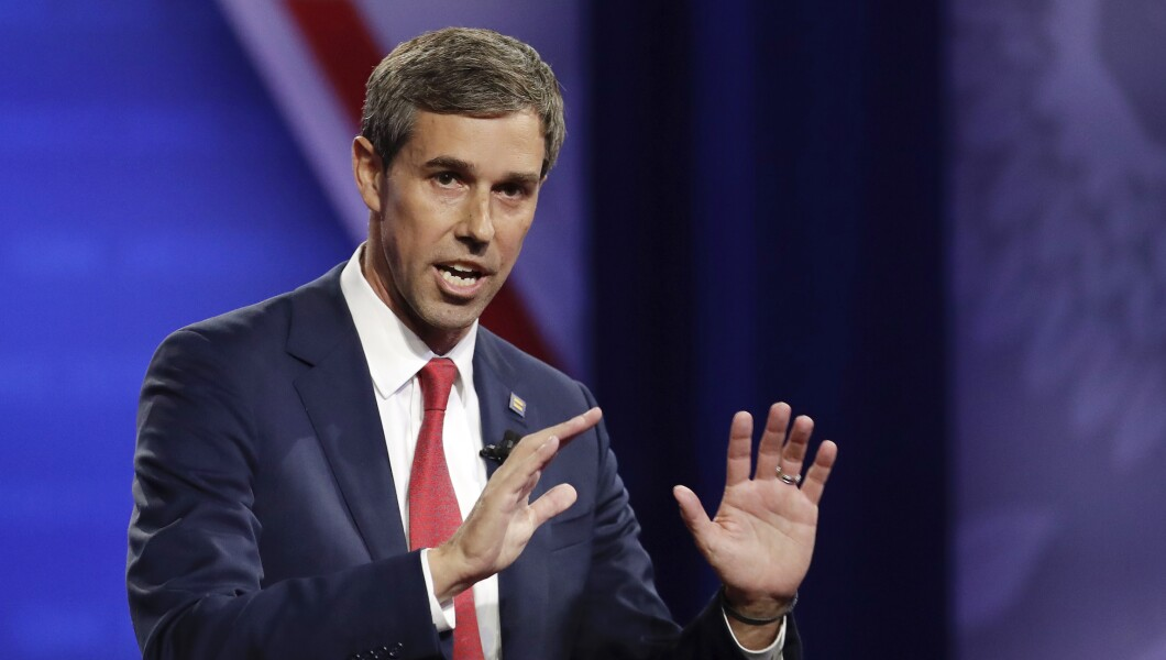 Beto Orourke Asserts US Is Still Racist At Its Foundation