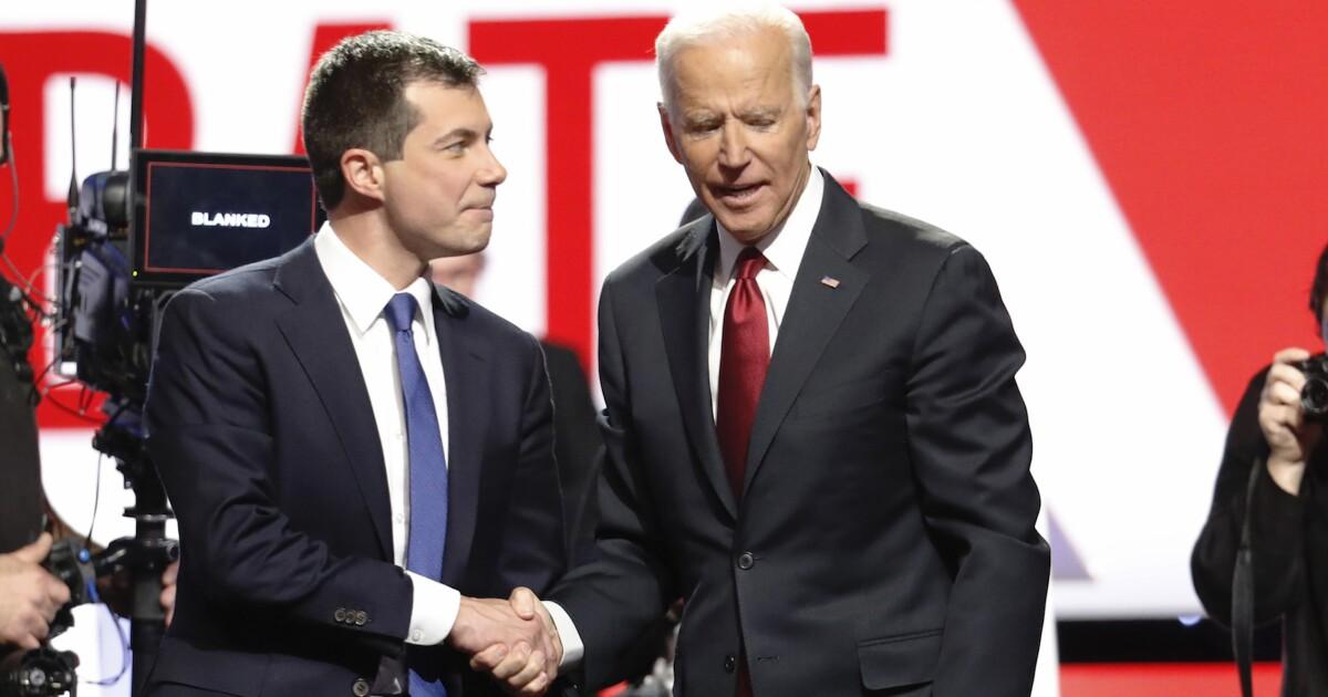 Biden and Buttigieg say they won`t raise small-business...