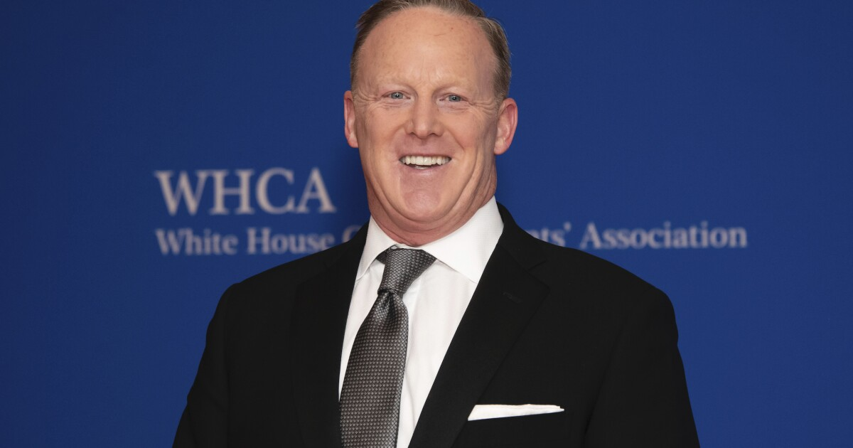 Sean Spicer to host new television show