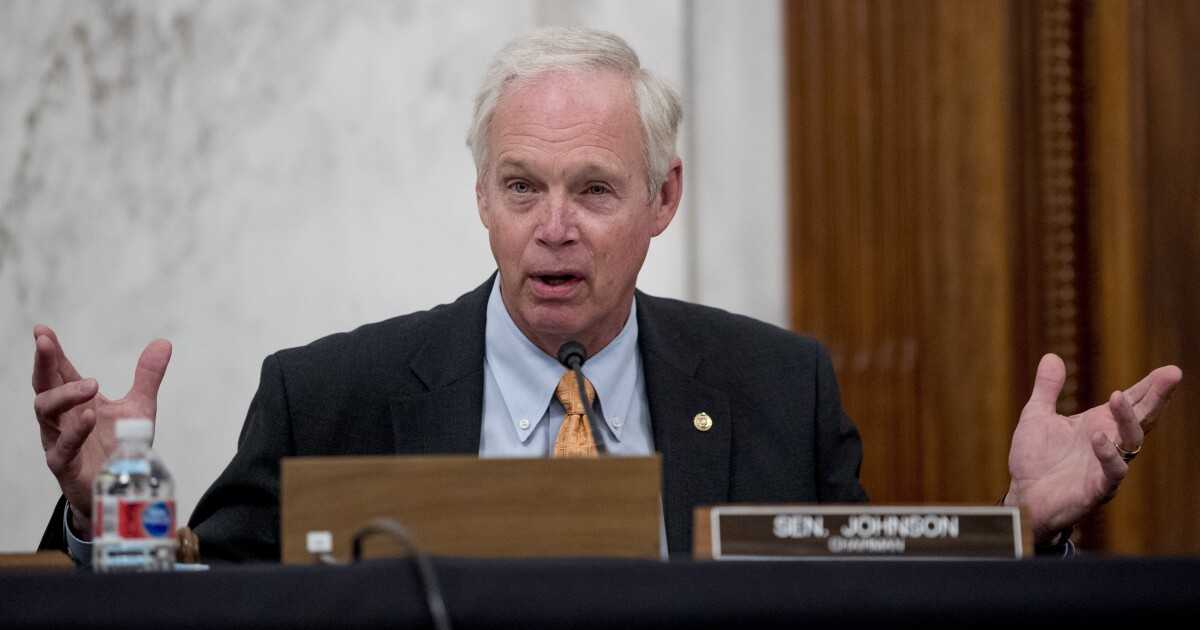 Ron Johnson seeks power to subpoena dozens of Obama officials tied to Trump-Russia inquiry and 'unmasking'