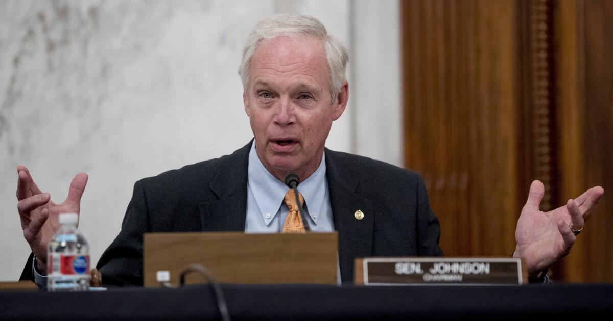 Ron Johnson seeks power to subpoena dozens of...