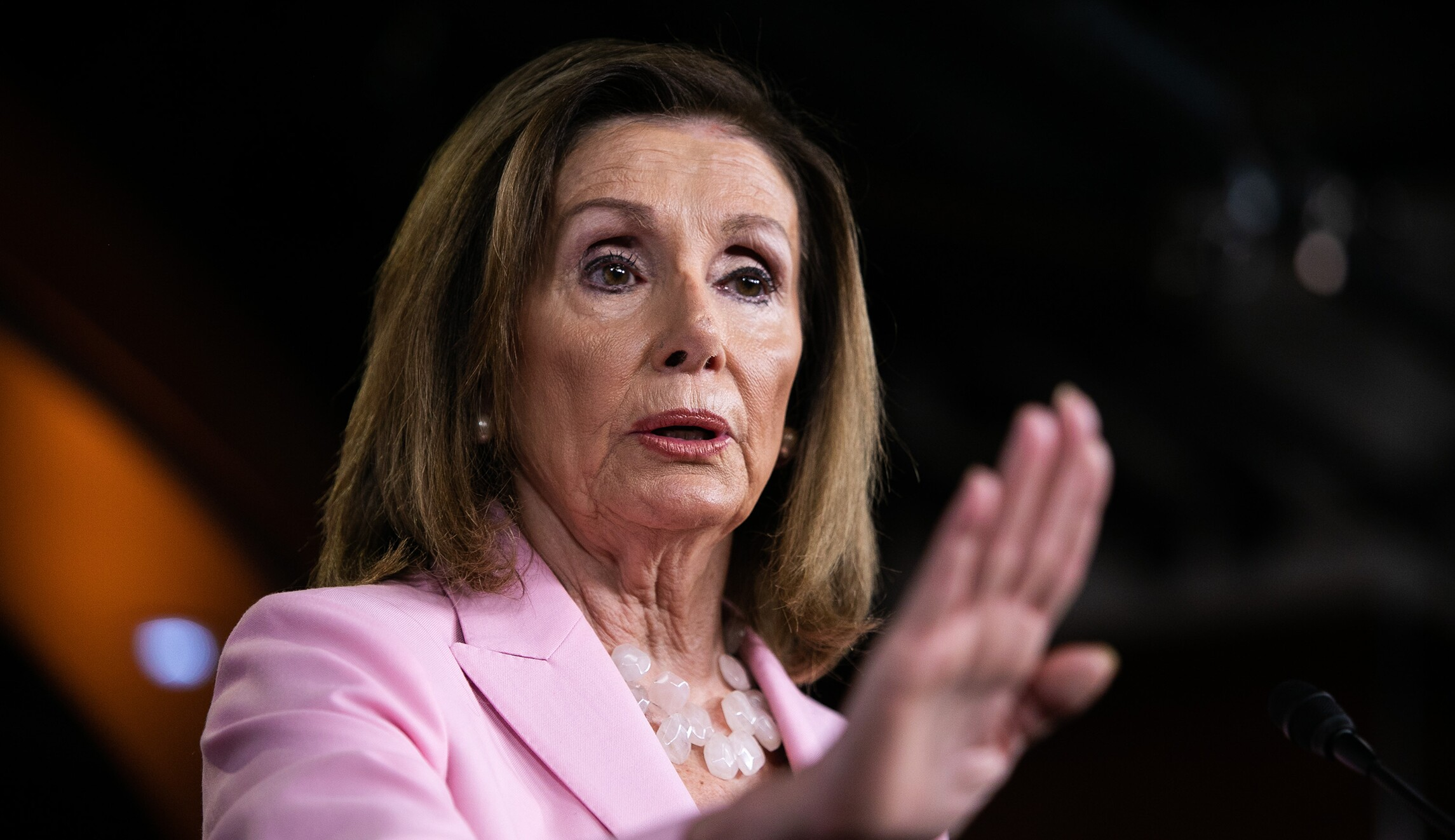Pelosi running again, 80 on Election Day, oldest speaker ever