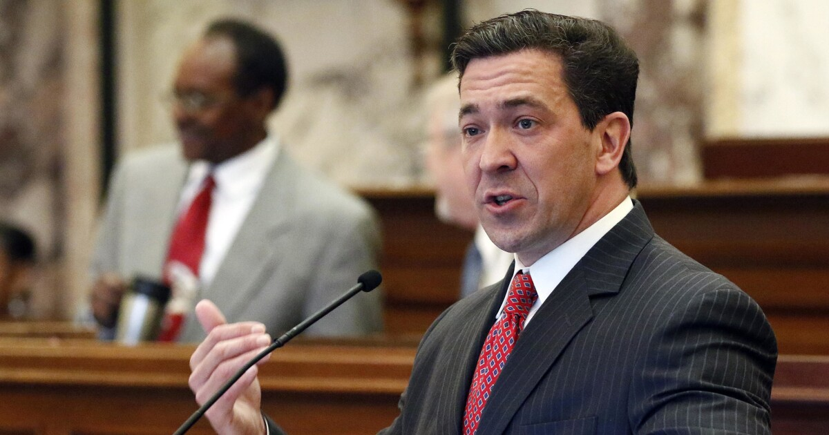 Chris McDaniel could jeopardize GOP hold on Mississippi Senate seat: Poll