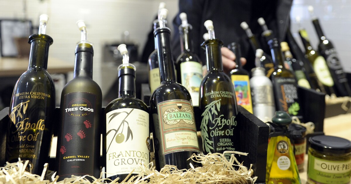 FDA will allow labels saying olive oil improves heart health, with a catch