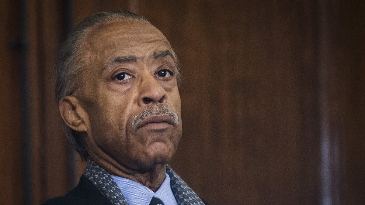 'Equal-opportunity attacker': Sharpton bristles at Gaetz confrontation in chaotic House hearing
