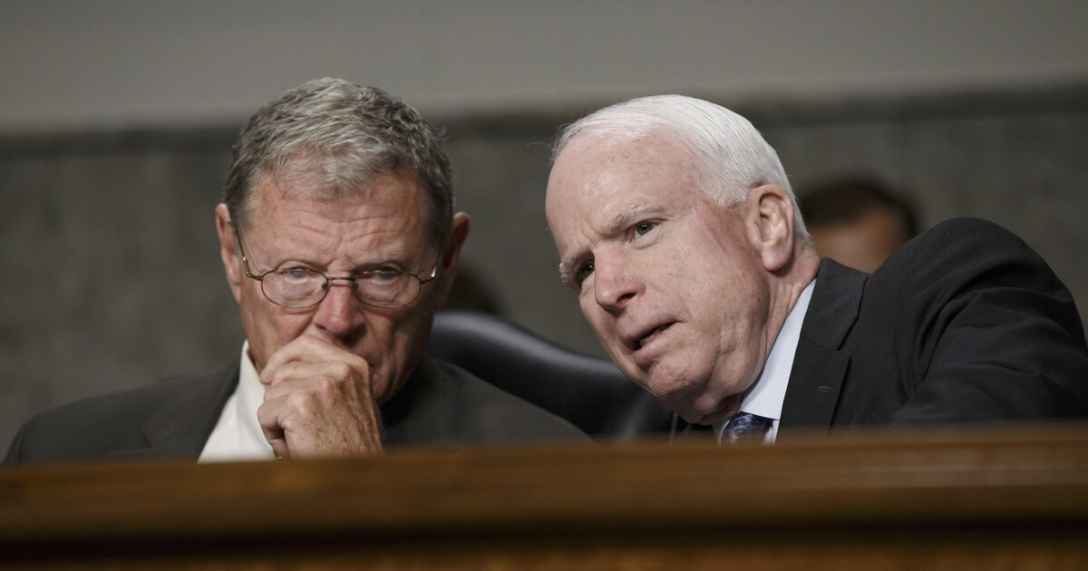 Senate Armed Services Plots Its Next Moves After John