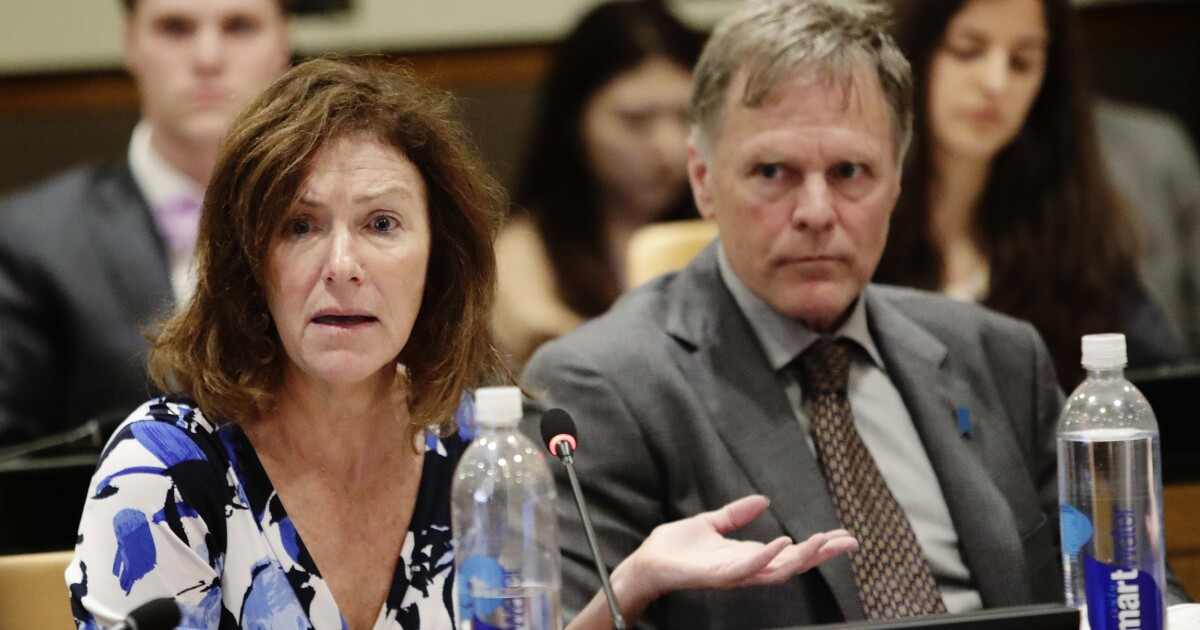 Otto Warmbier's mother calls for more sanctions on 'cancer on the earth' North Korea