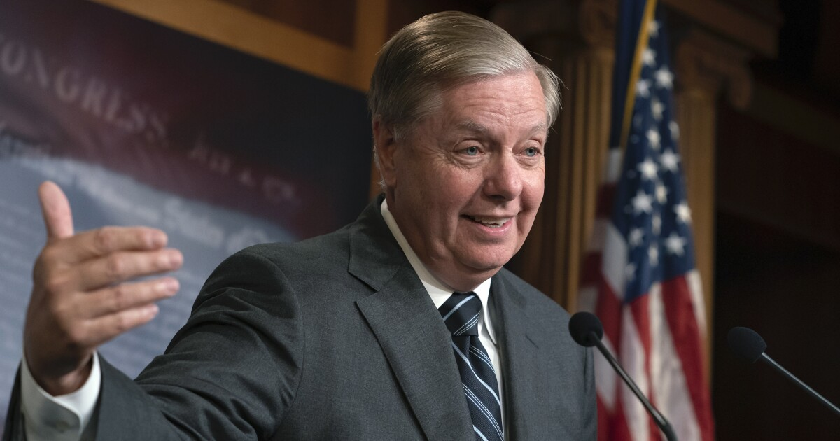 'Dead on arrival': Lindsey Graham says no impeachment unless whistleblower speaks