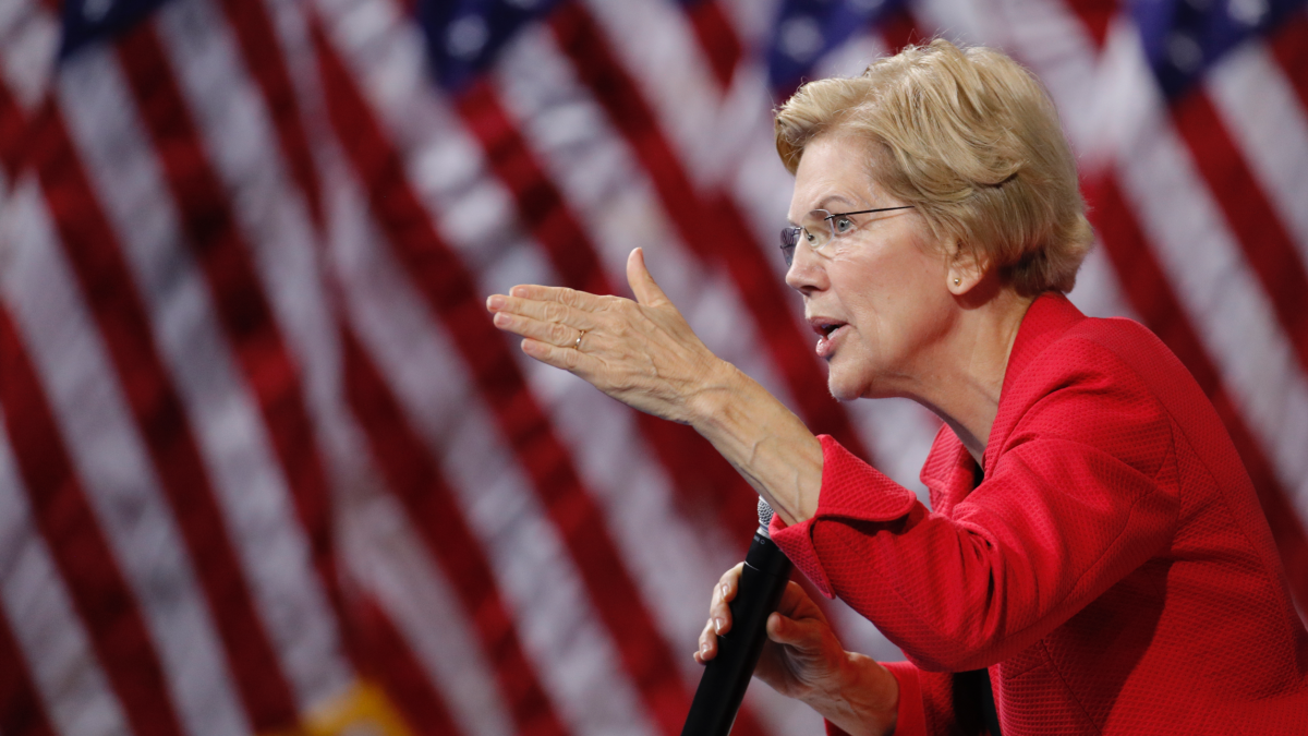 Elizabeth Warren shows desperation by calling for William Barr to be impeached