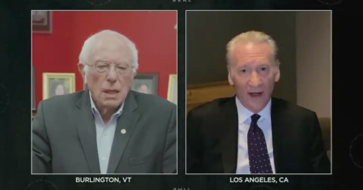 'Literally beyond comprehension': Sanders accuses Trump of buying off swing states with coronavirus relief money