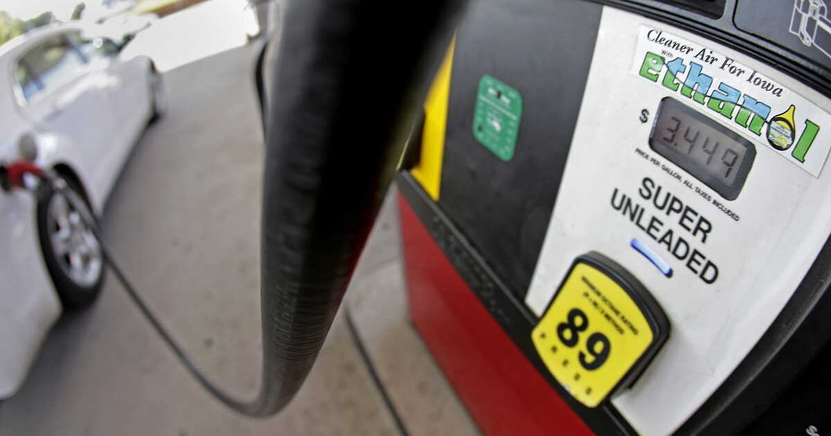 Consumers will suffer the hangover from Trump's ethanol binge