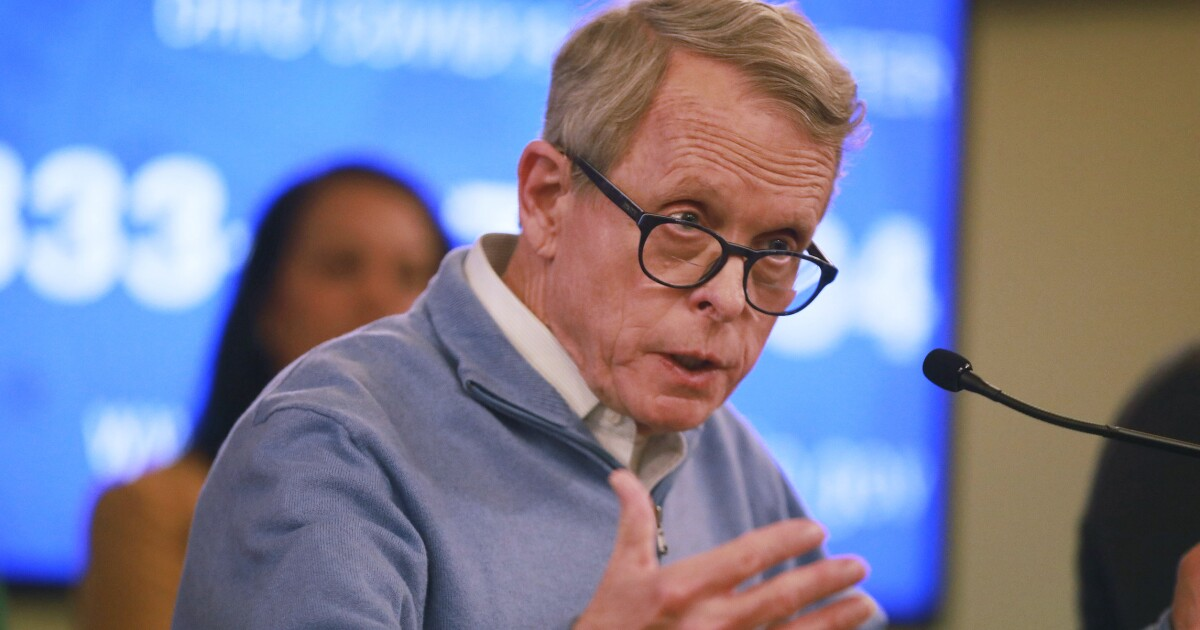 Gov. DeWine places Ohioans under 21-day curfew
