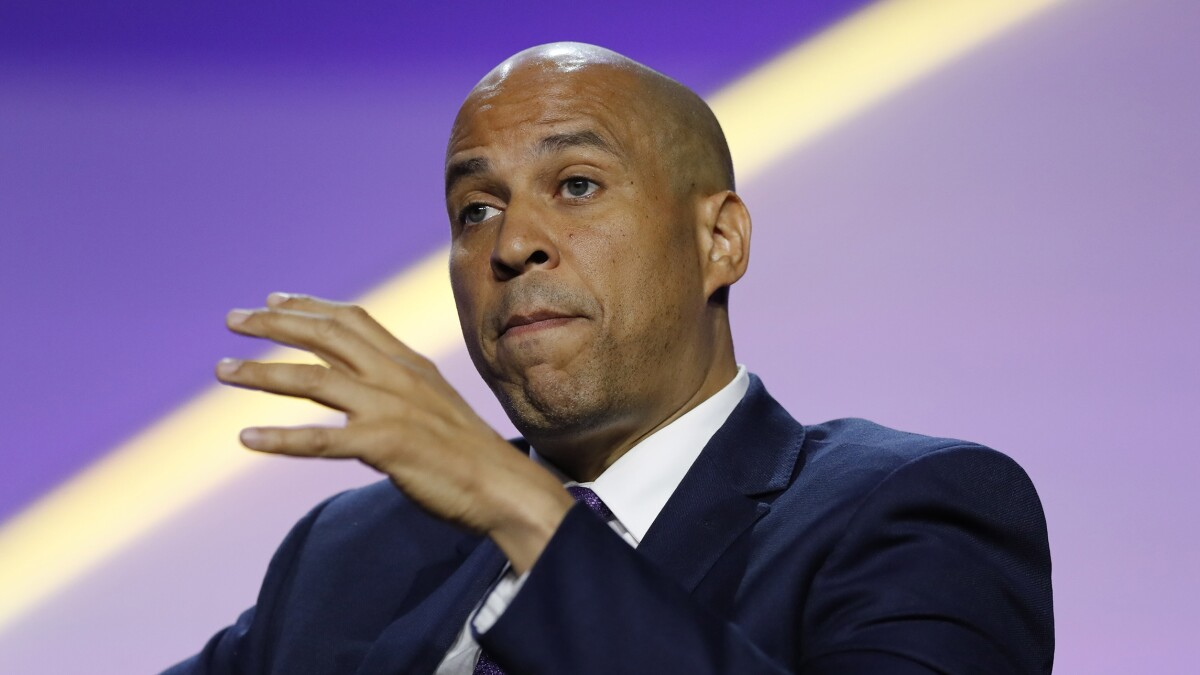 Cory Booker clashes with <i>Washington Post </i>over his claim Russians gave Michigan to Trump by suppressing black vote