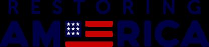 Restoring America Logo