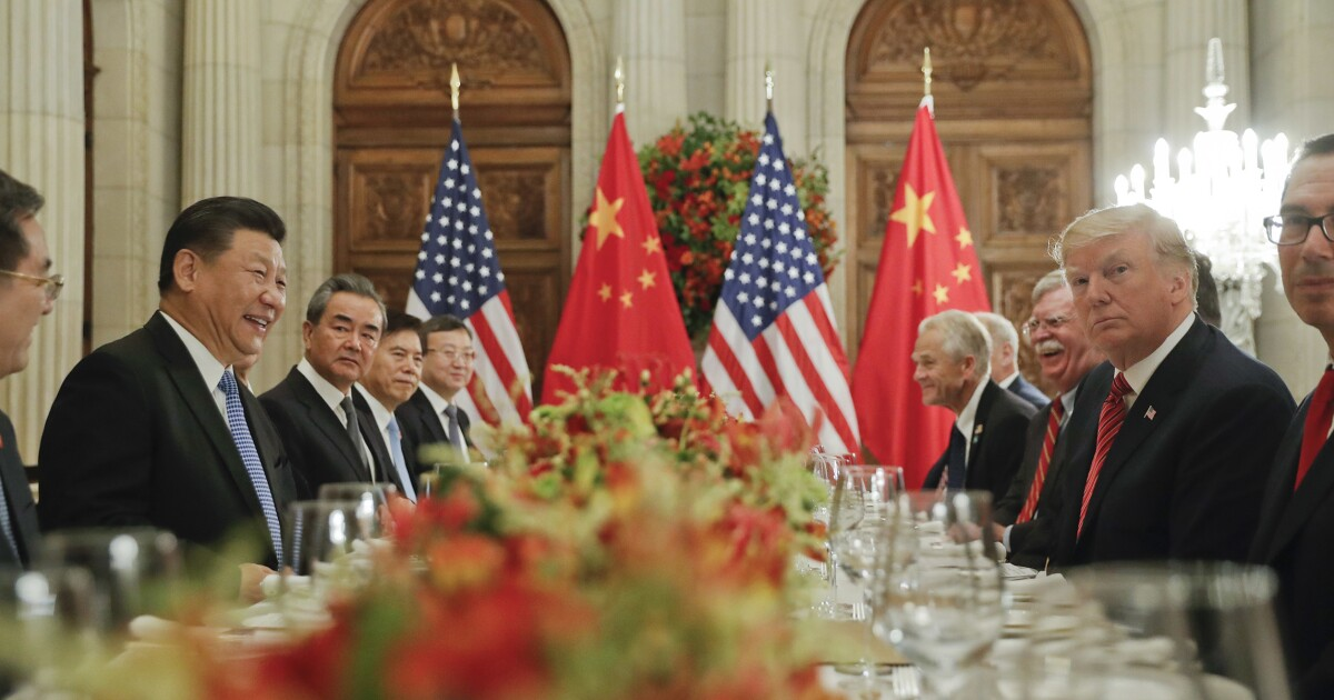US imposes sanctions on Chinese companies 'complicit' in Uighur abuse
