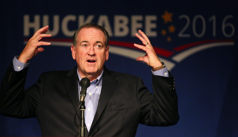 Huckabee on the next debate: 'No rules'
