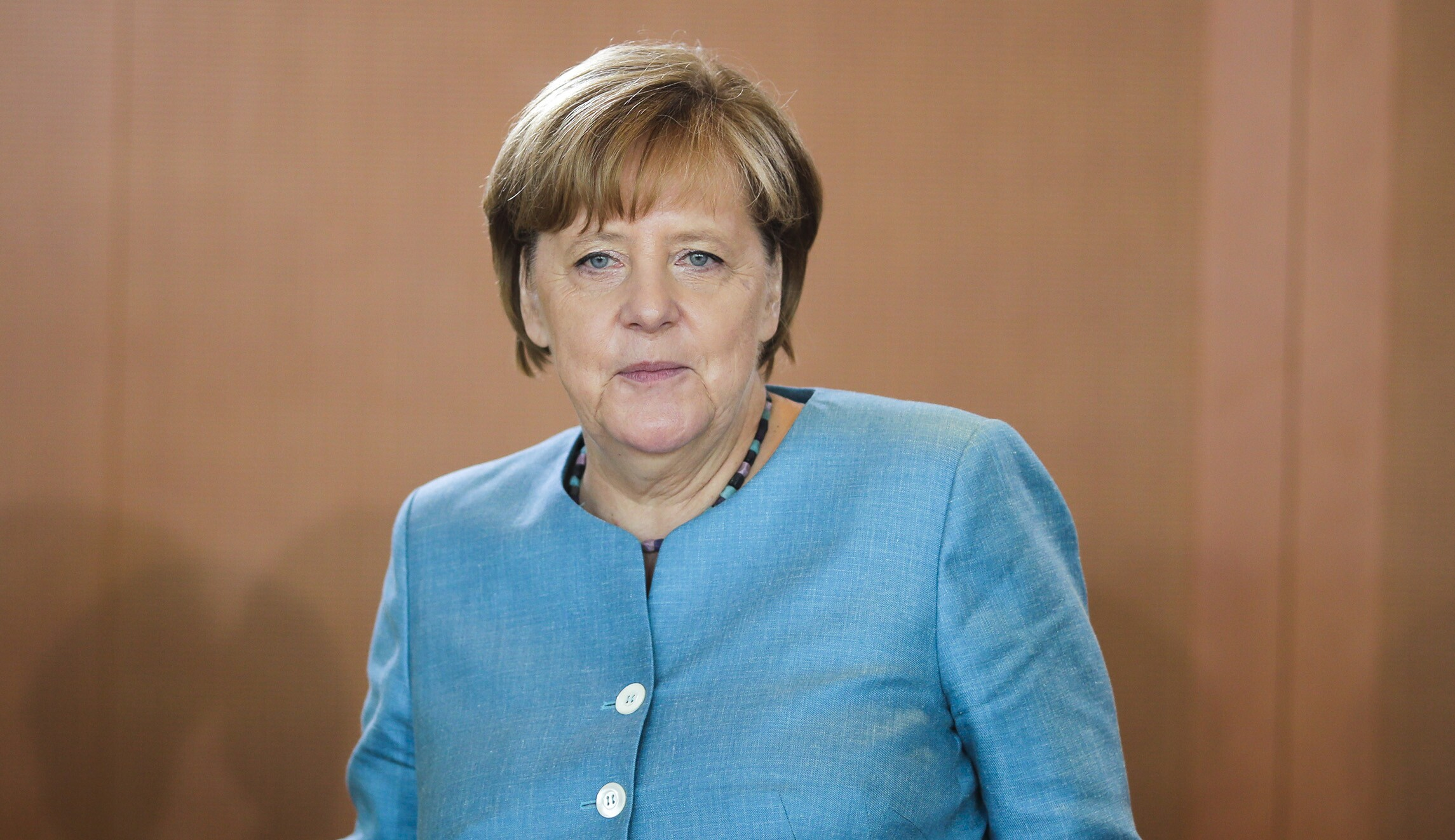 Angela Merkel On North Korea Escalating The Rhetoric Is The Wrong