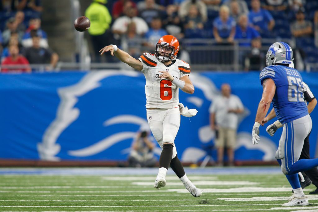 d90fe3cd4 ... great season of American professional football. NFL  AUG 30 Preseason -  Browns at Lions