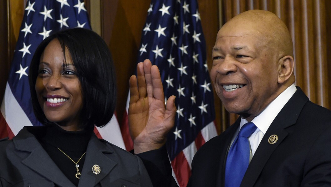 Top Democrat Elijah Cummings' ...