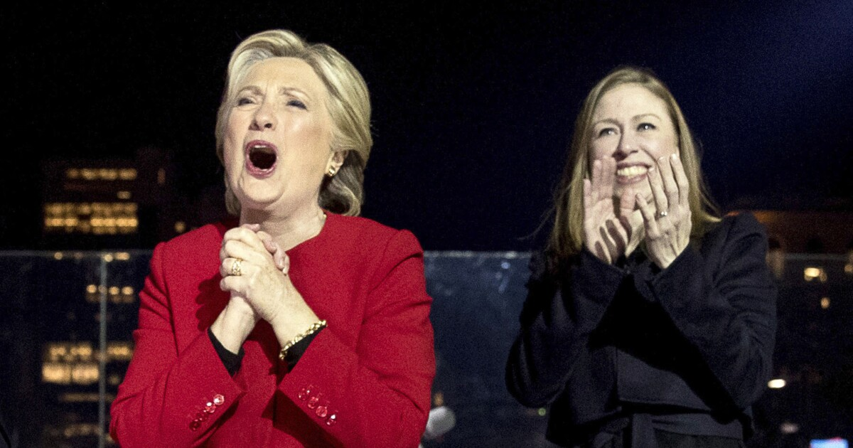 Hillary and Chelsea Clinton planning production company