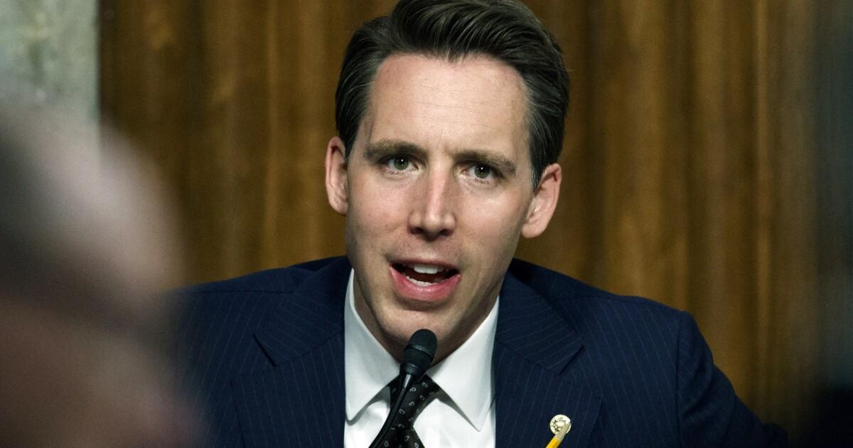GOP senator: Social media is a 'parasite'