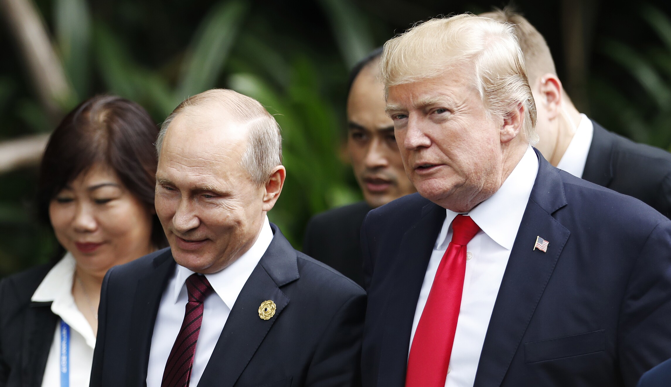 Trump Says His Relationship With Putin Is Unclear We Ll Find Out