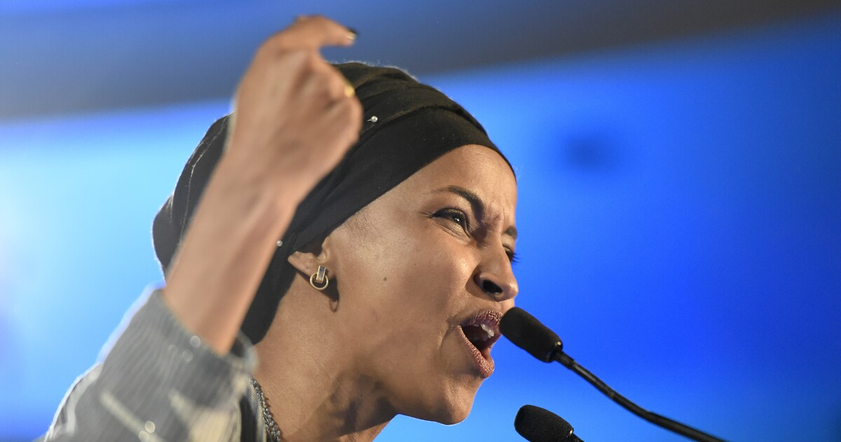 Ilhan Omar claims she had no idea she was being anti-Semitic