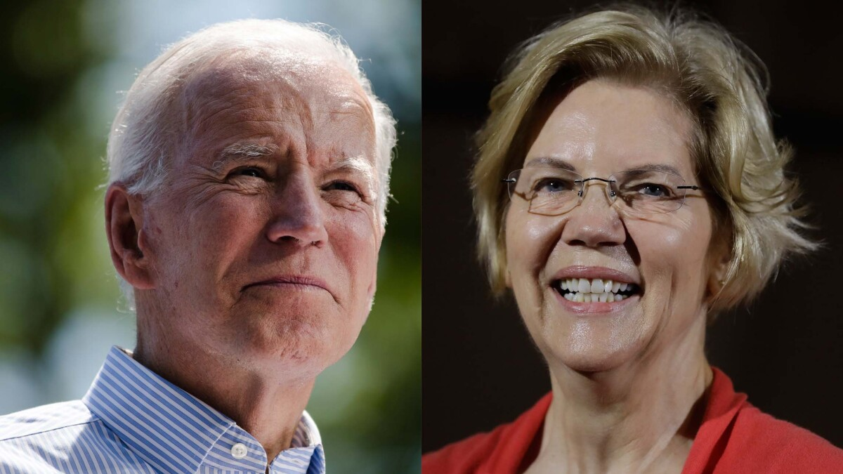 How the Warren-loving media may accidentally elect Joe Biden