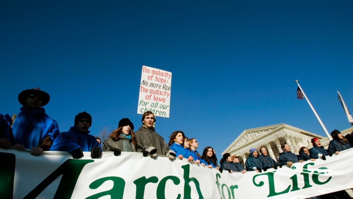 March for Life debuts 'Pro-Woman' theme for anti-abortion rally