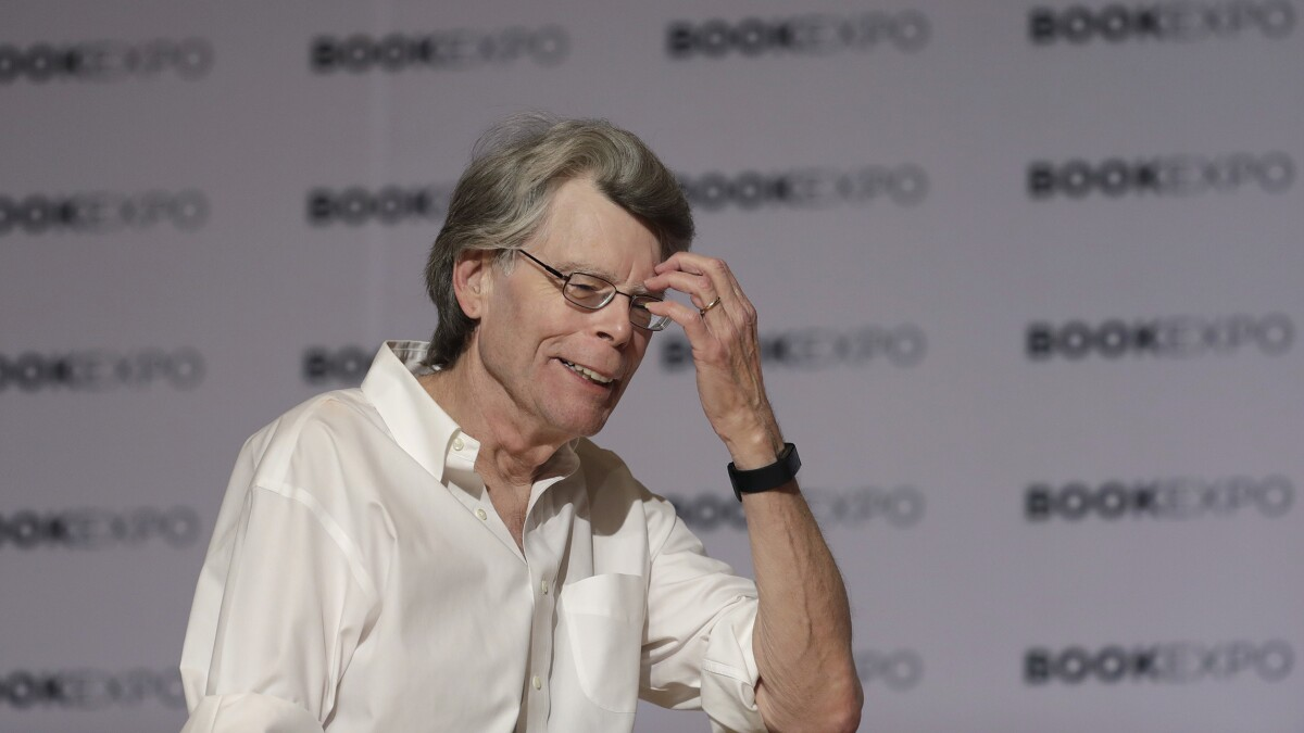 'Not good enough': Stephen King says Oscars are 'still rigged' to favor white artists