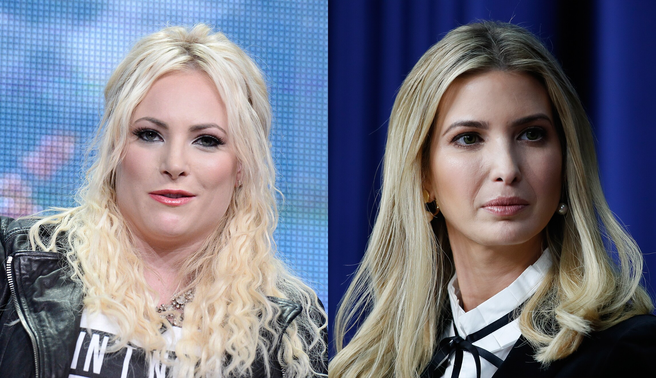 Meghan McCain lectures Ivanka Trump: 'Nothing is off limits
