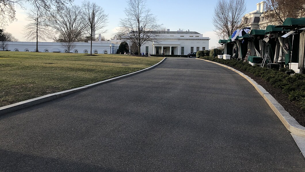 White House officials have abandoned briefing room but now