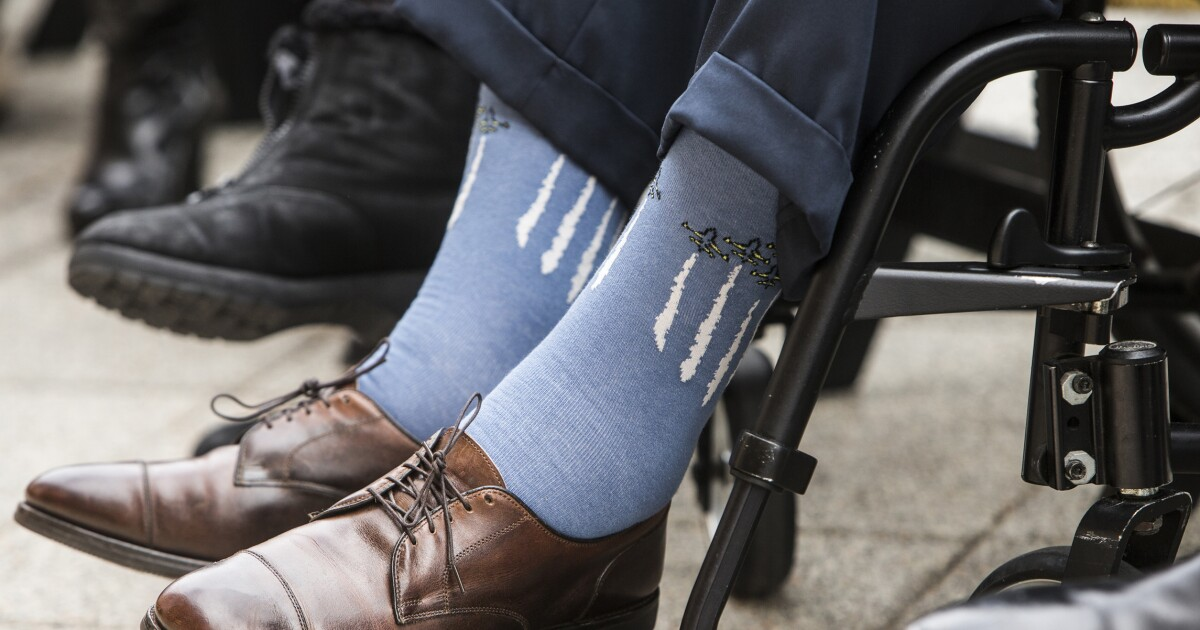 George H W Bush To Be Buried In Socks Honoring Lifetime Of Service