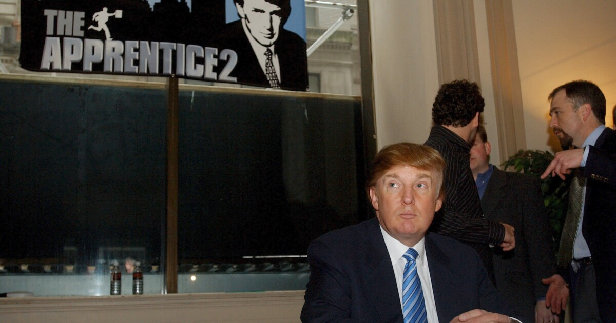 Film studio ordered to hand over Trump's <i>Apprentice</i> tapes