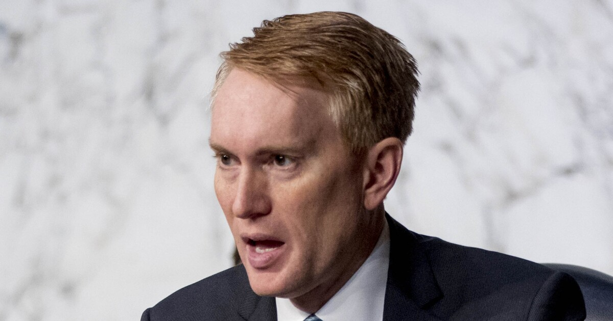CPAC 2019: Larry O'Connor with Sen. James Lankford