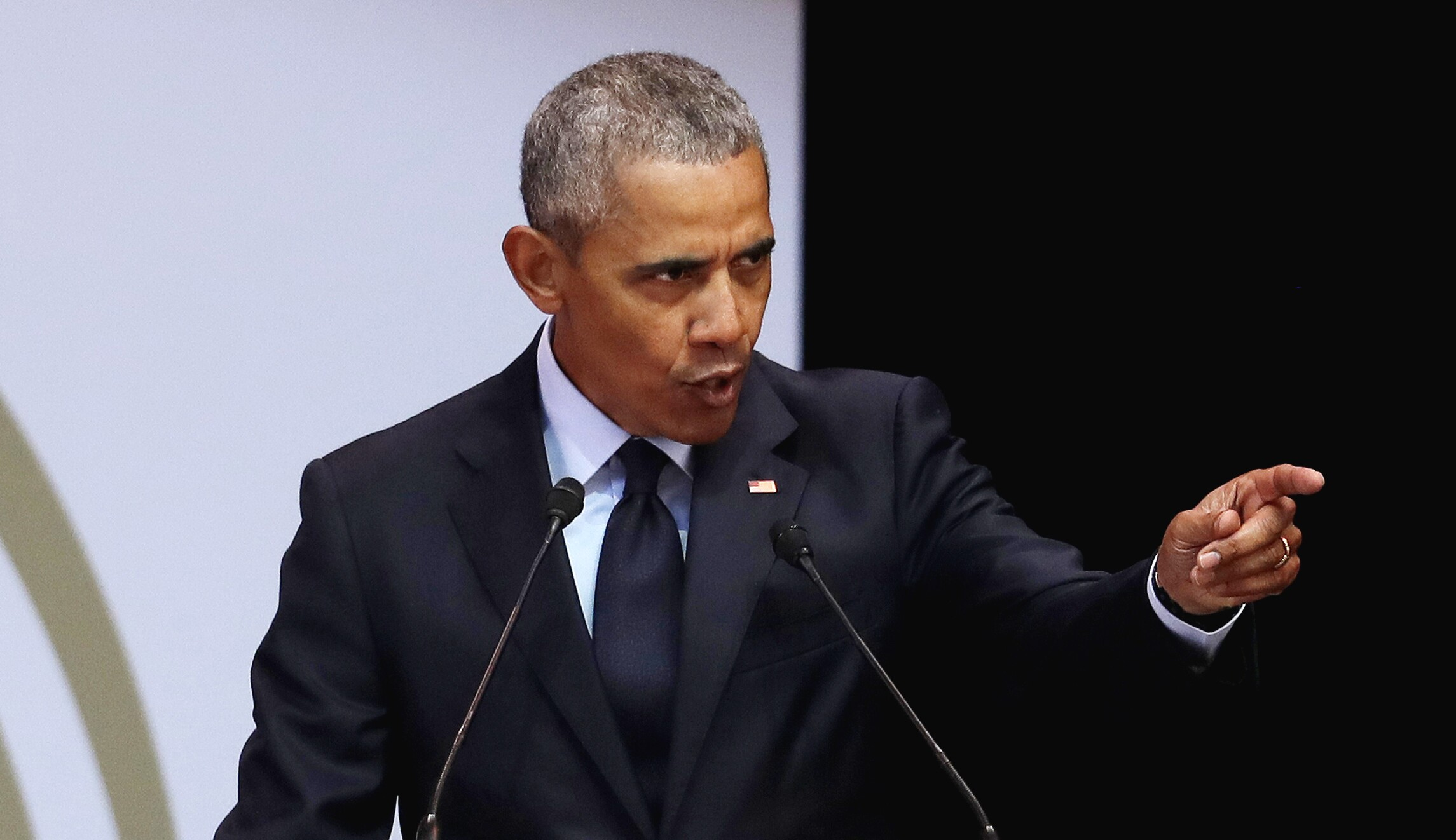 WATCH: Barack Obama\'s full Mandela speech in South Africa