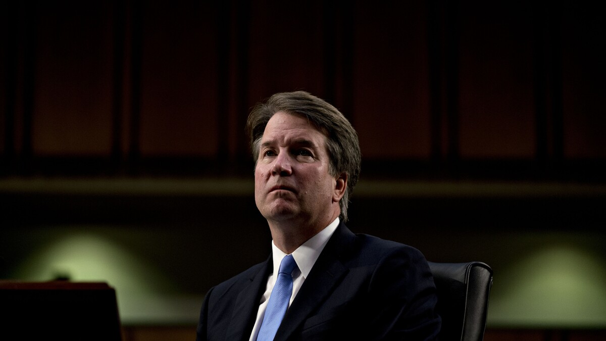 <i>New York Times</i> updates Kavanaugh report to note alleged sexual misconduct victim is said to not recall the incident