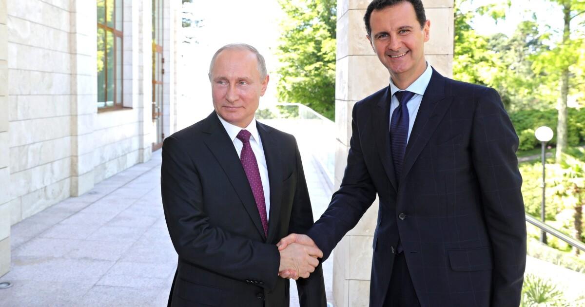 当心俄罗斯在叙利亚的终结