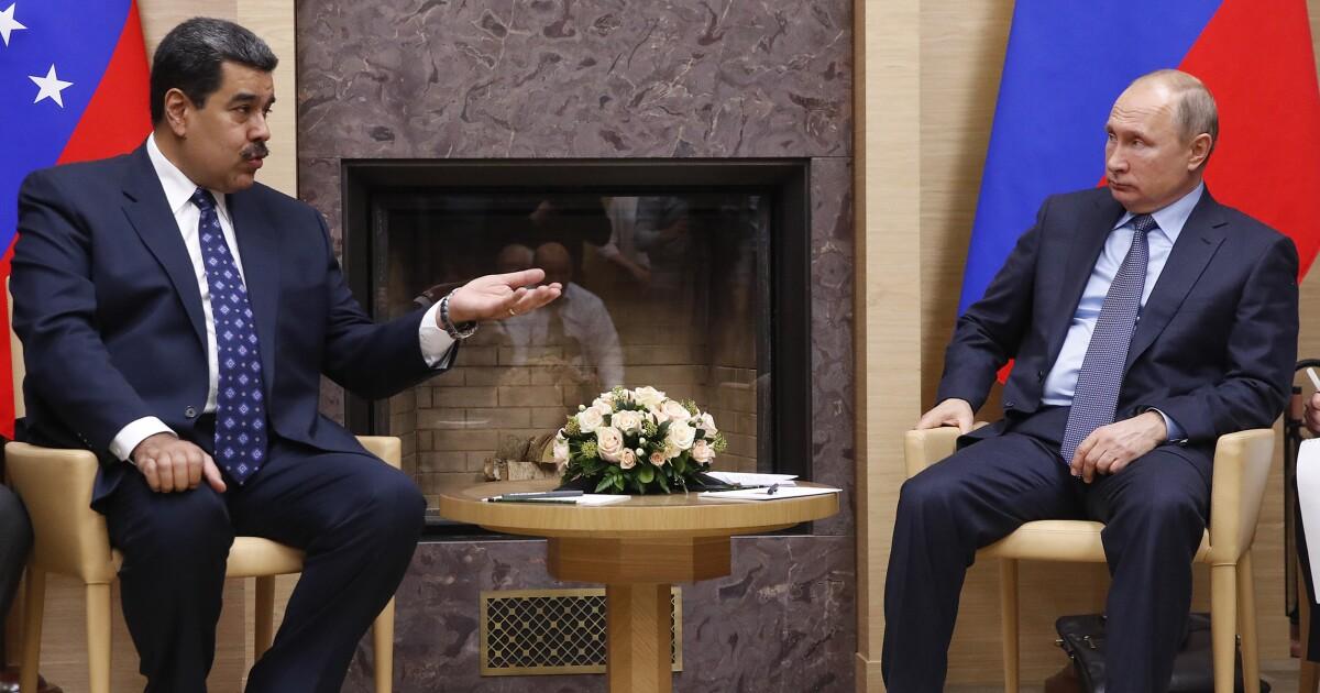 Russia is making the US look weak in Venezuela