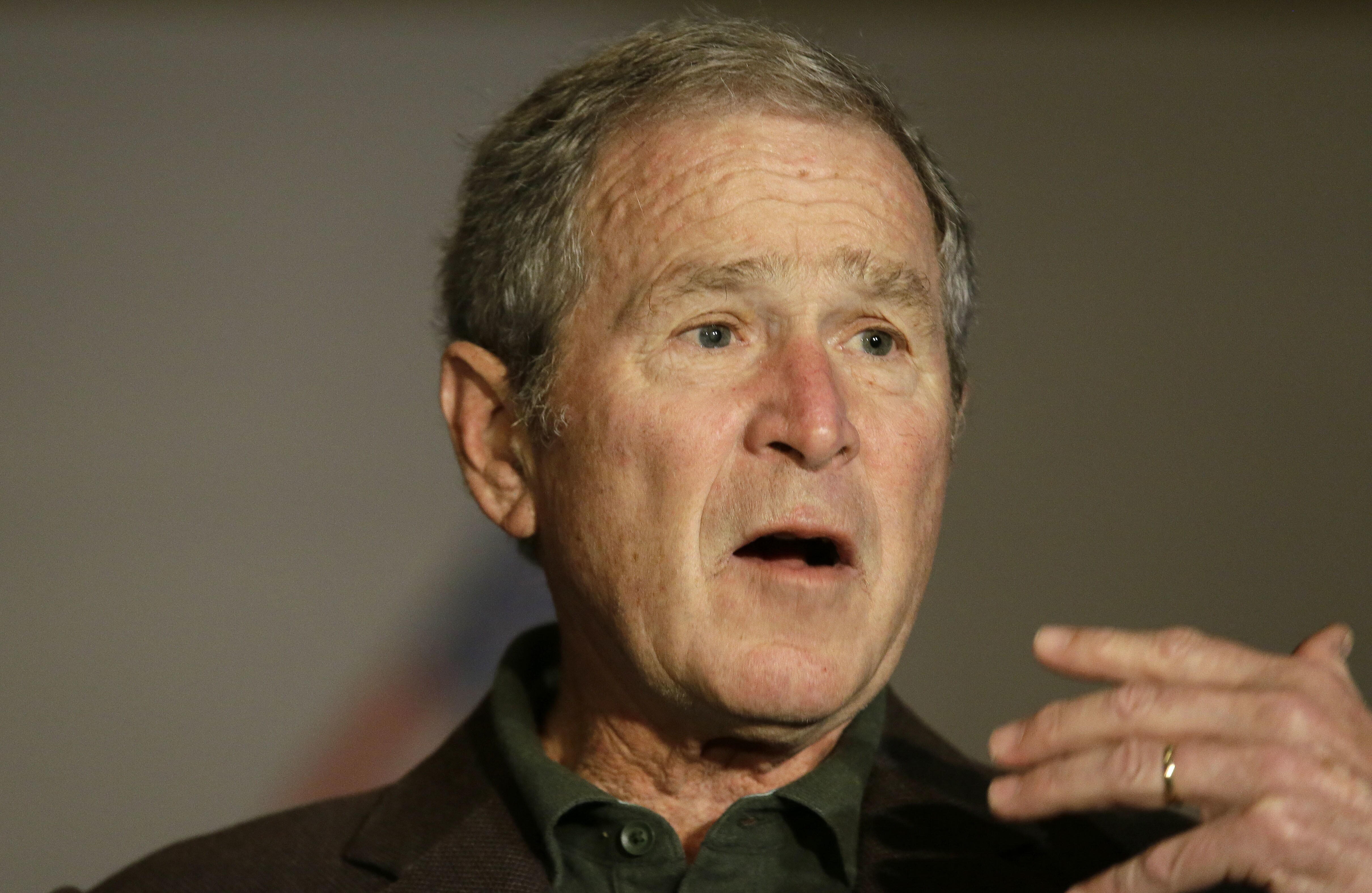 Revisiting The Axis Of Evil 15 Years After George W Bush Coined