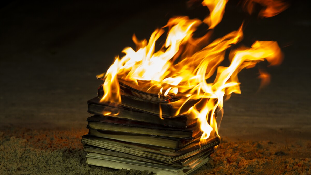 It's time to revisit <i>Fahrenheit 451</i>