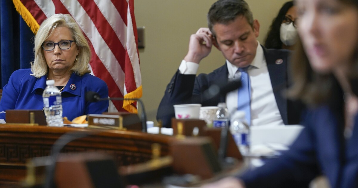Some in GOP move to kick out Cheney and Kinzinger and make shunning official
