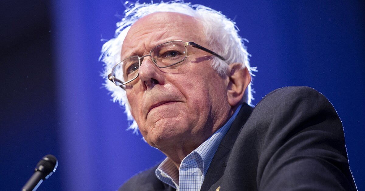 Bernie Sanders' new hire attacked other 2020 candidates as a journalist without disclosing ties to campaign